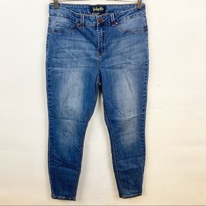Indigo Rein l Blue Skinny Jeans